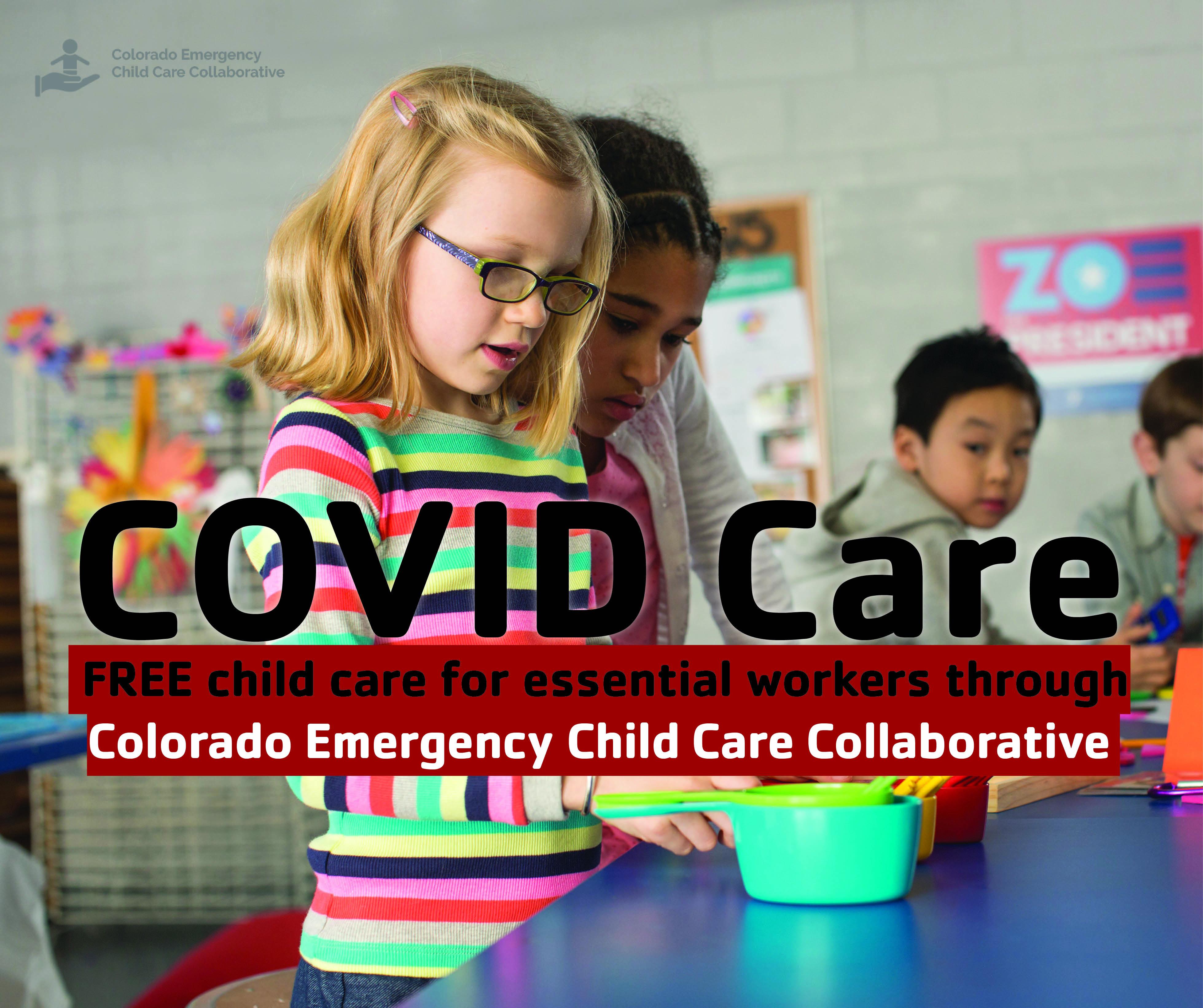 Homepage web banner covid care