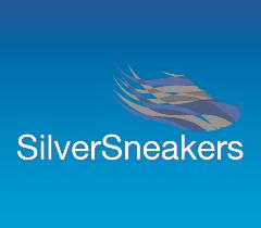 Silver Sneakers Y at Home square graphic