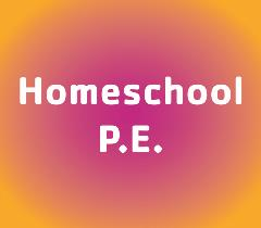Y at Home square graphics_homeschool pe